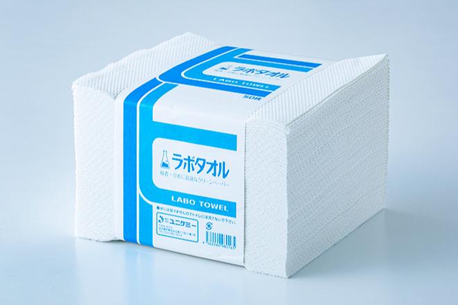 紙ウエスシリーズ ラボタオル ラボタオルミニ
